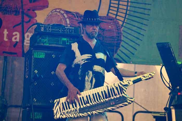 Headliner Afrika Tage Wien 2012