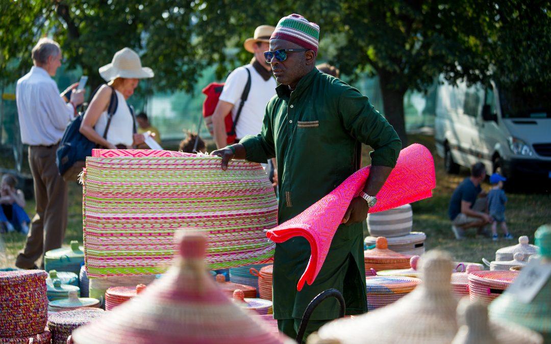 Neu auf den Afrika Tagen: Der Weltbasar