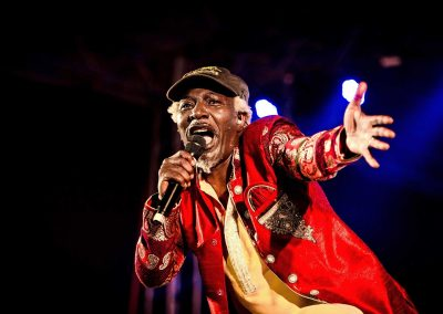 17 JUL / 20:30 ALPHA BLONDY