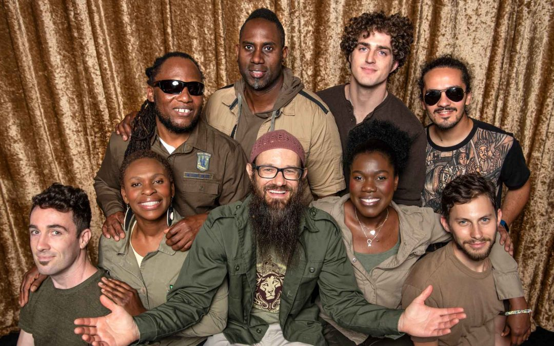 19 JUL / 20:30 GROUNDATION