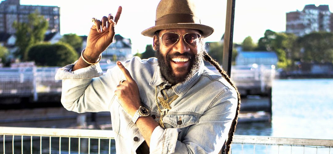 TARRUS RILEY FT. DEAN FRASER & BLAK SOIL BAND