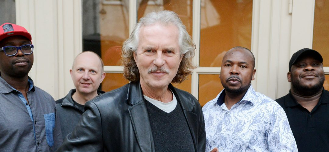 """Hans Theessink Band """"A Blues & Roots Revue"""""""