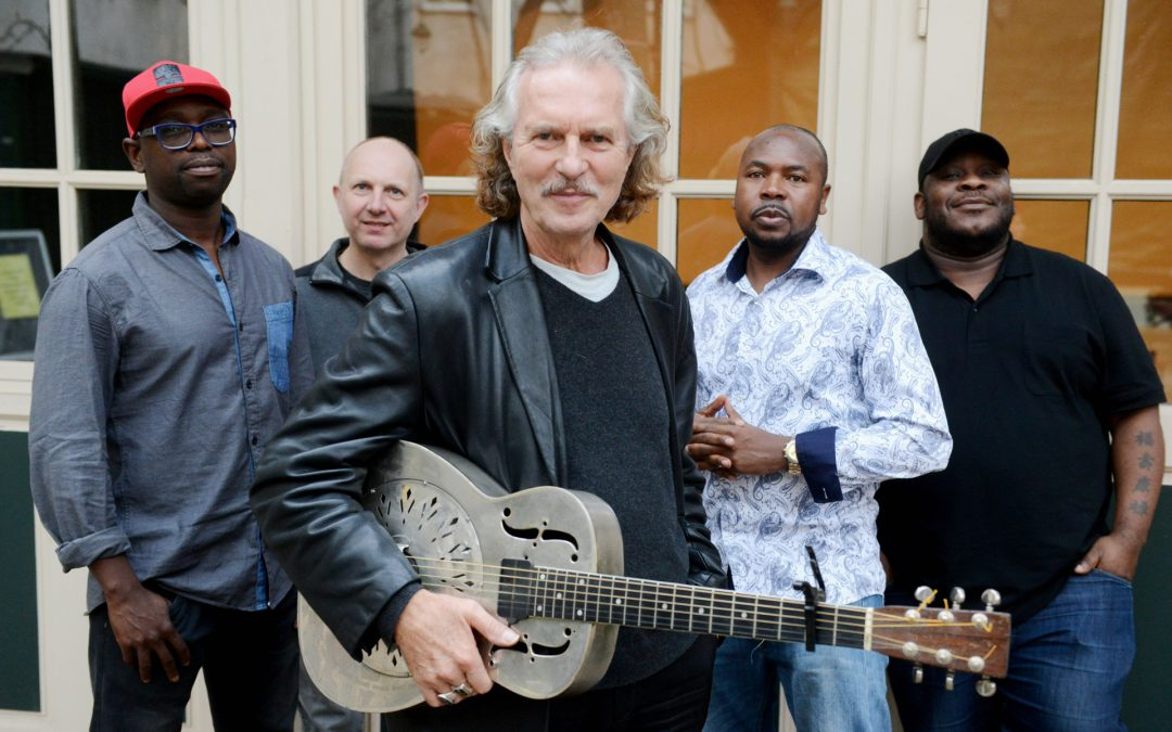 1 AUG / 20:30 HANS THEESSINK BAND